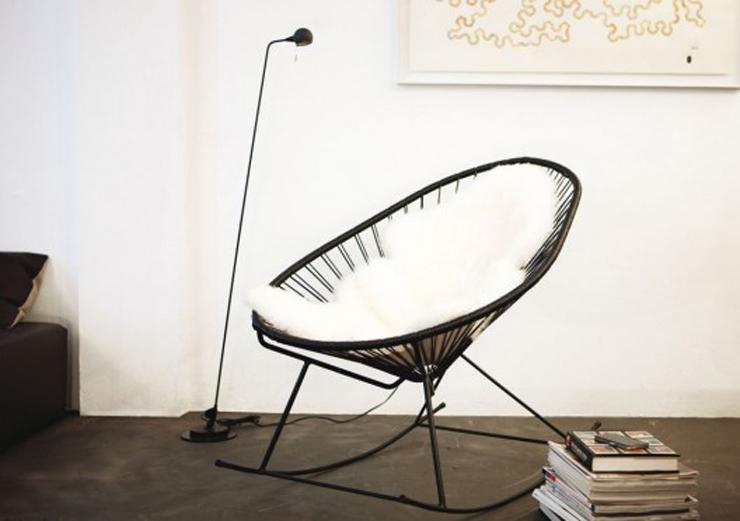 """""""La silla Acapulco es uno de los diseños de sillas más reconocidos del siglo 20.""""  Ideas para Decorar: Silla Acapulco 41"""