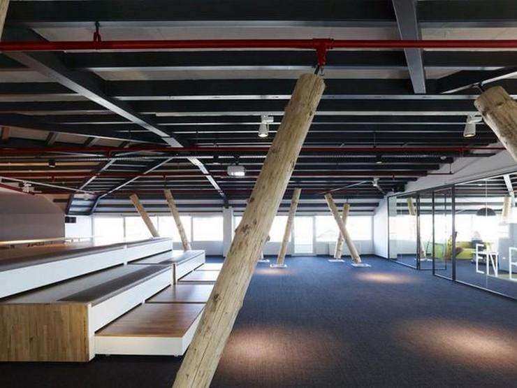"""""""Conoce cuáles son algunas de las oficinas más cómodas en el mundo.""""  Las oficinas más lindas y cómodas del mundo, ¡conócelas! 411"""