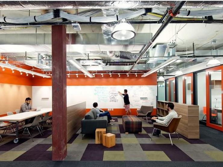"""""""Conoce cuáles son algunas de las oficinas más cómodas en el mundo.""""  Las oficinas más lindas y cómodas del mundo, ¡conócelas! 58"""