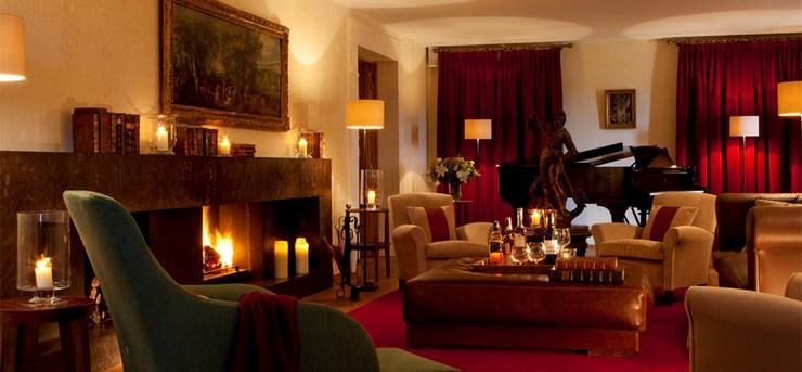 """""""Viñas a orillas del Duero, una Abadía milenaria, un hotel de máximo lujo: Hotel Abadía Retuerta LeDomaine.""""  Hoteles de Lujo: Hotel Abadía Retuerta LeDomaine 9"""