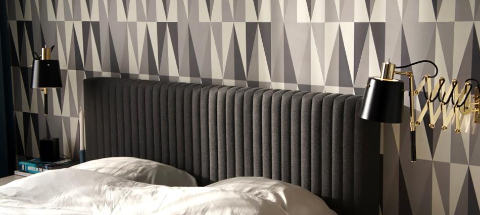 Decoración de Interiores: Cabeceros de cama con luz integrada 1010