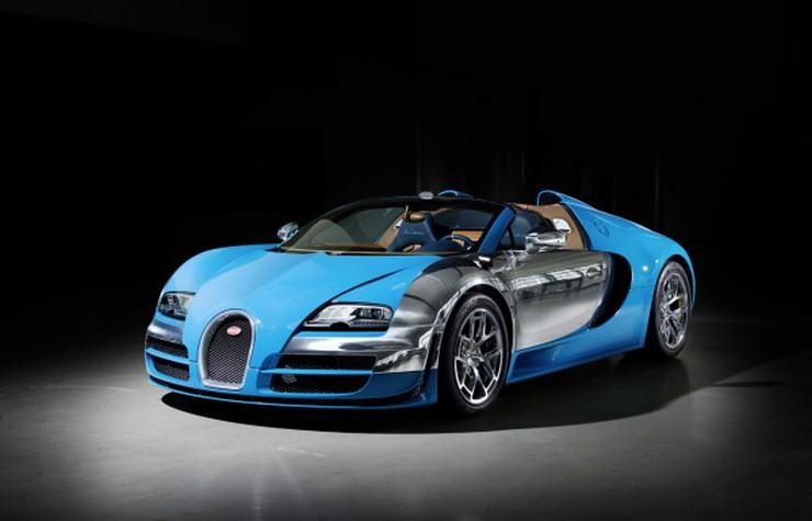 """La automotriz francesa Bugatti nos presenta el tercer modelo en su exclusiva serie Les Légendes de Bugatti."" Bugatti Veyron Meo Costantini, el tercer modelo de la serie Les Légendes de Bugatti 15"