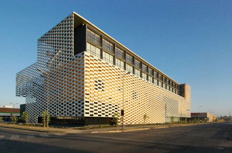 Proyectos de Arquitectura: Gran Casino y Hotel de Talca proyectos de arquitectura Proyectos de Arquitectura: Gran Casino y Hotel de Talca 18