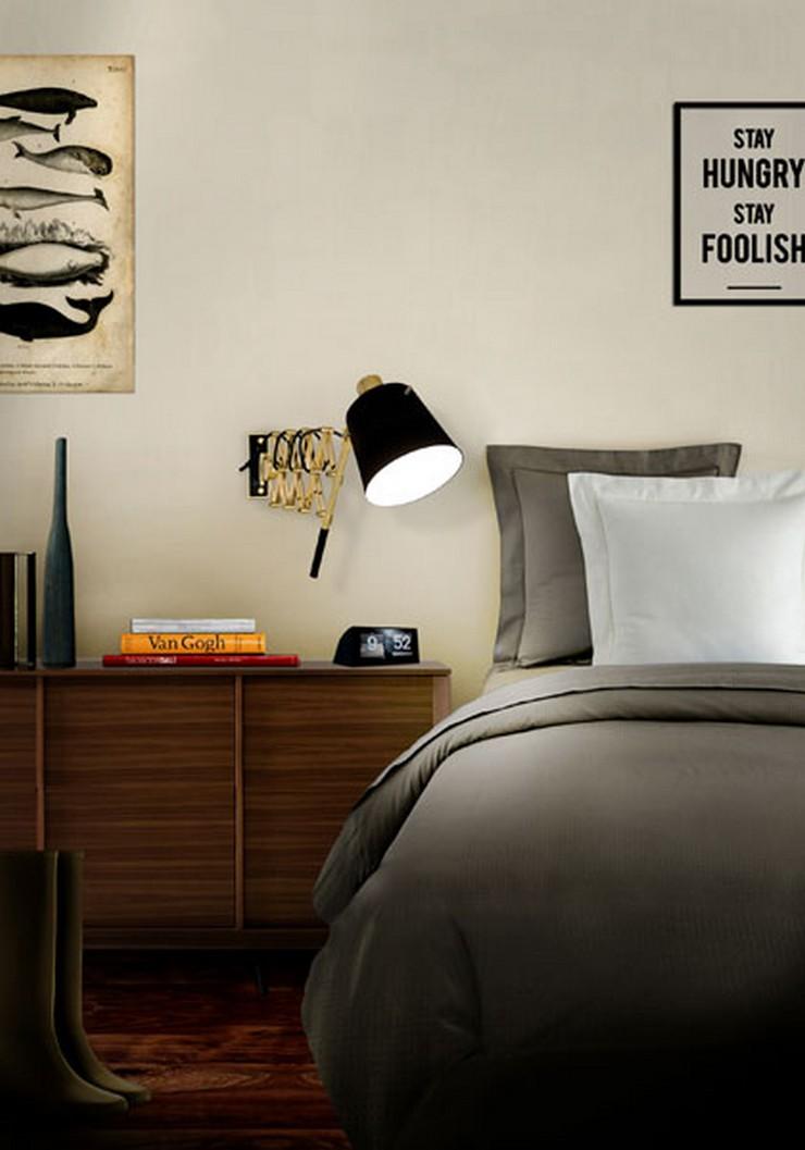 """""""Decoración de Interiores: Integrar la luz en el cabecero es relativamente sencillo.""""  Decoración de Interiores: Cabeceros de cama con luz integrada 210"""