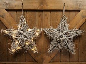 """""""3 Ideas sencillas para decorar tu casa en navidad con encantadores adornos navideños rústicos."""""""