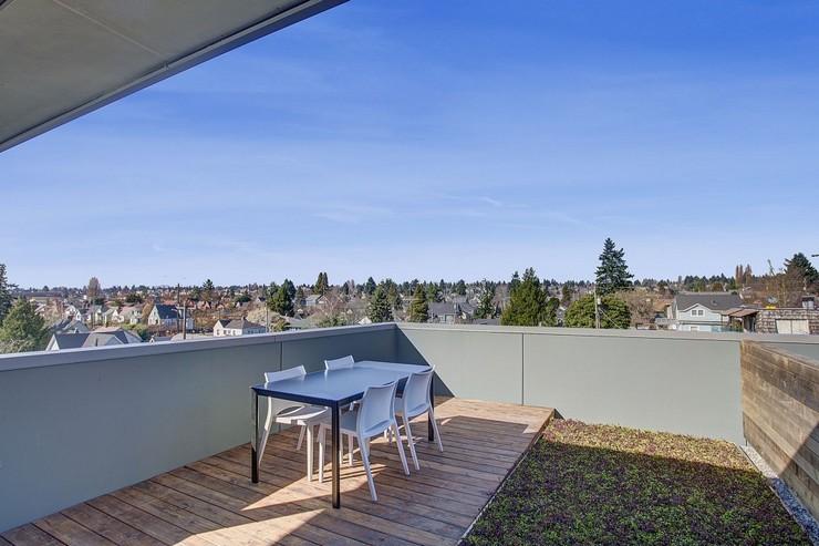 """""""El proyectos de arquitectura Ballard Aperture House. Uno de los mejores proyectos de aqrutectura sostenible."""" Proyectos de Arquitectura: Ballard Aperture House 23"""