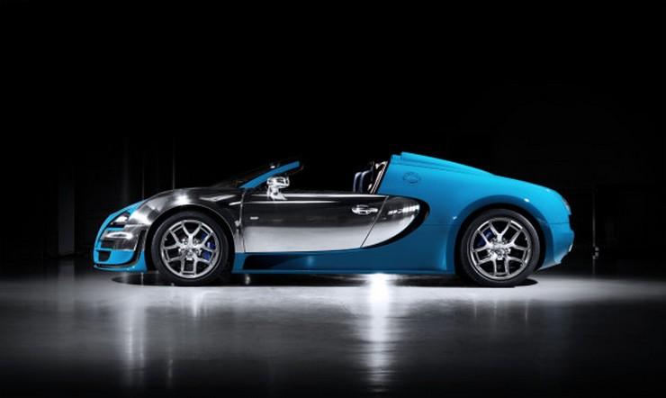 """La automotriz francesa Bugatti nos presenta el tercer modelo en su exclusiva serie Les Légendes de Bugatti."" Bugatti Veyron Meo Costantini, el tercer modelo de la serie Les Légendes de Bugatti 26"
