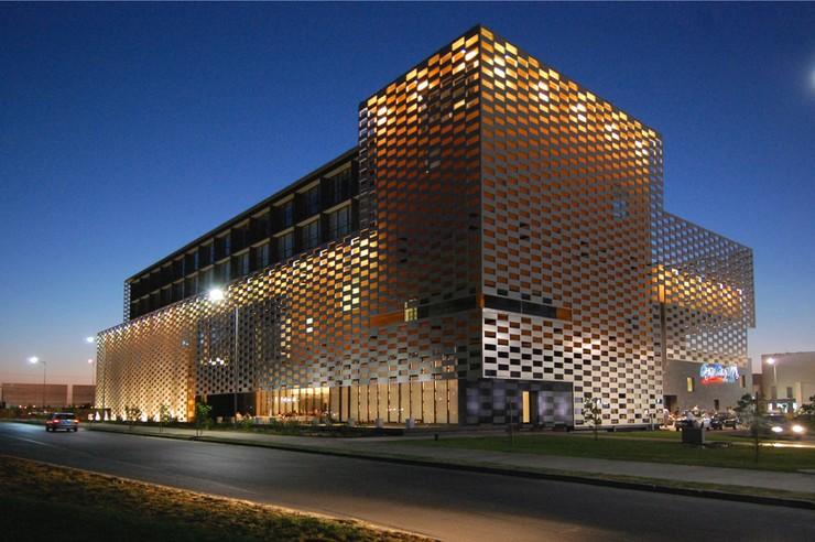 Proyectos de arquitectura gran casino y hotel de talca for Arquitectura de hoteles