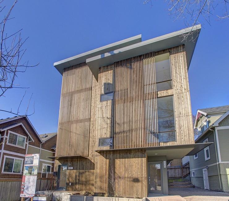 """""""El proyectos de arquitectura Ballard Aperture House. Uno de los mejores proyectos de aqrutectura sostenible."""" Proyectos de Arquitectura: Ballard Aperture House 32"""