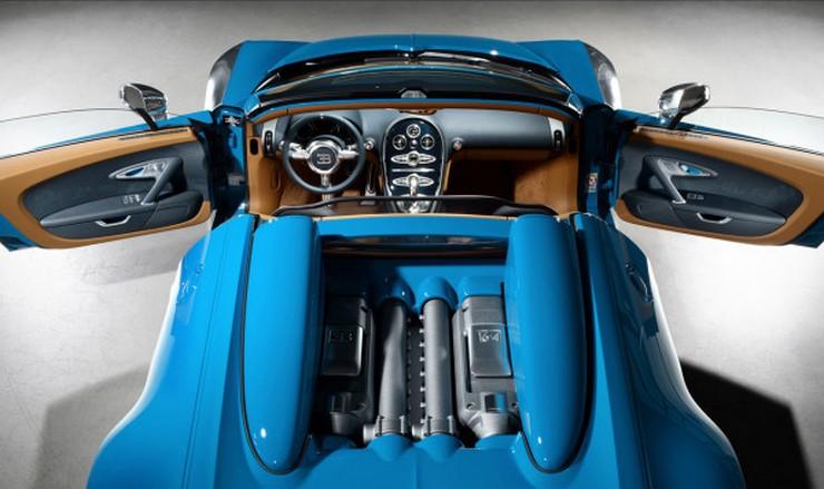 """La automotriz francesa Bugatti nos presenta el tercer modelo en su exclusiva serie Les Légendes de Bugatti."" Bugatti Veyron Meo Costantini, el tercer modelo de la serie Les Légendes de Bugatti 35"