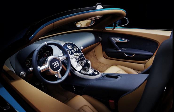 """La automotriz francesa Bugatti nos presenta el tercer modelo en su exclusiva serie Les Légendes de Bugatti."" Bugatti Veyron Meo Costantini, el tercer modelo de la serie Les Légendes de Bugatti 42"
