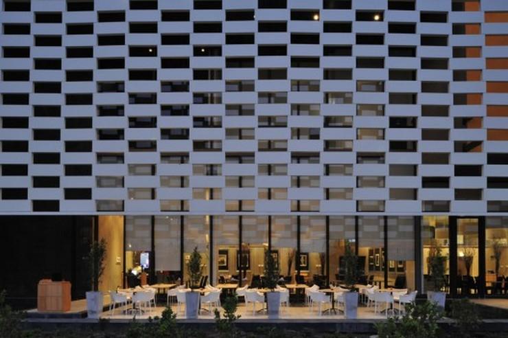 """""""Proyecto de Aruitectura: Gran Casino y Hotel de Talca por Rodrigo Duque Motta y Rafael Hevia García-Huidobro."""" proyectos de arquitectura Proyectos de Arquitectura: Gran Casino y Hotel de Talca 44"""