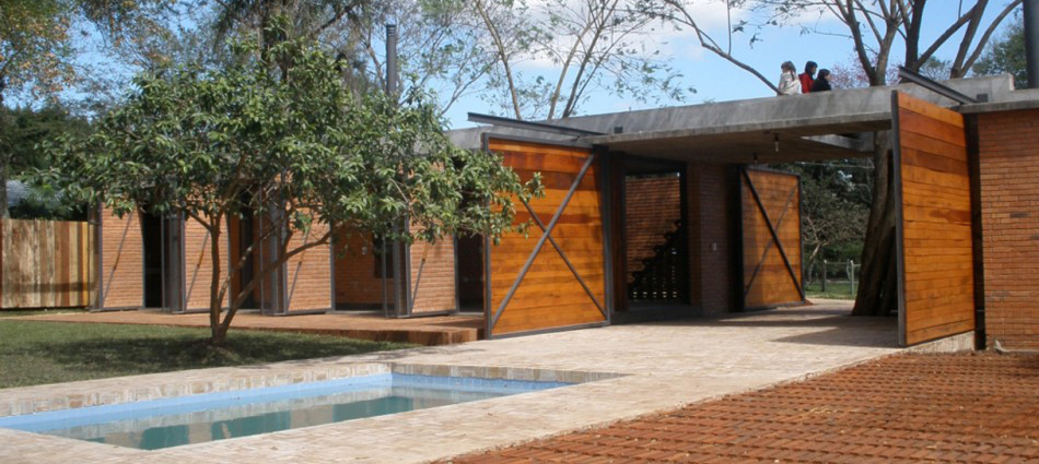 Arquitectura Residencial: Casa del Pescador por Arq. José Cubilla & Asoc. arquitectura Casa del Pescador10