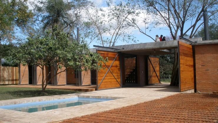 """""""Un proyecto de arquitectura residencial, la Casa del Pescador por Arq. José Cubilla & Asoc.""""  Arquitectura Residencial: Casa del Pescador por Arq. José Cubilla & Asoc. arquitectura Casa del Pescador3"""
