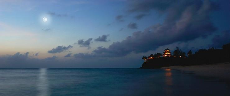 """""""Necker, paradisíaca isla privada de Sir Richard Branson, está ubicada en las Islas Vírgenes Británicas."""" Necker Island Viajes de Lujo: Necker Island, un paraíso privado Isla privada Necker Island3"""