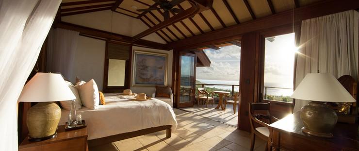"""""""Necker, paradisíaca isla privada de Sir Richard Branson, está ubicada en las Islas Vírgenes Británicas."""" Necker Island Viajes de Lujo: Necker Island, un paraíso privado Isla privada Necker Island6"""