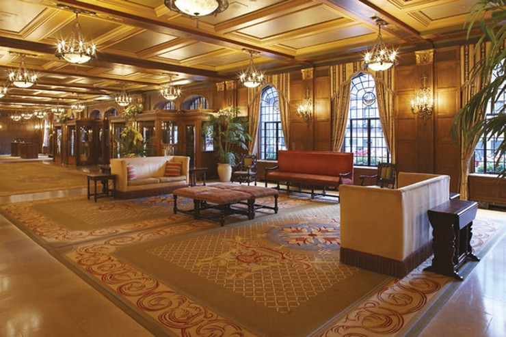 """""""Fairmont Le Château Frontenac es un hotel de lujo en el Viejo Quebec.""""  Fairmont Le Château Frontenac, lujo en el Viejo Quebec fairmont le chateau frontenac lujo en el viejo quebec2"""