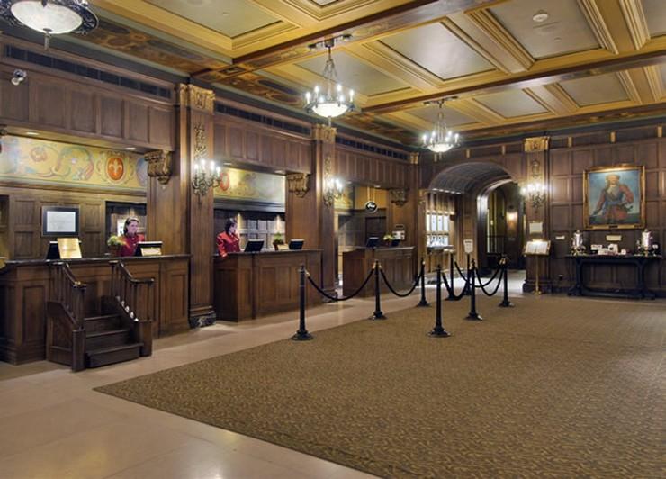 """""""Fairmont Le Château Frontenac es un hotel de lujo en el Viejo Quebec.""""  Fairmont Le Château Frontenac, lujo en el Viejo Quebec fairmont le chateau frontenac lujo en el viejo quebec3"""