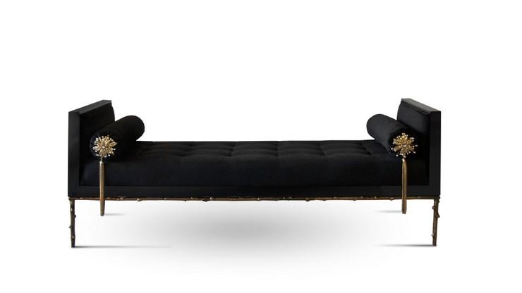 """La firma portuguesa Koket reinterpreta el concepto de diván o sofá cama con el modelo Prive.""  Ideas para Decorar: Diván Privé de Koket ideas para decorar divan prive2"