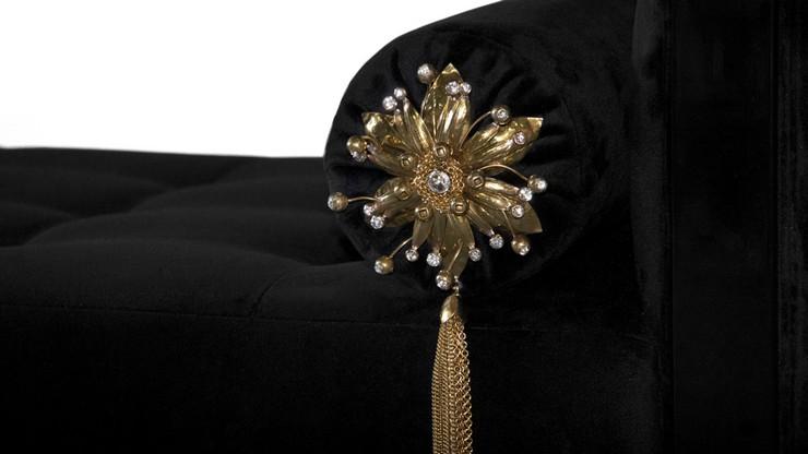"""La firma portuguesa Koket reinterpreta el concepto de diván o sofá cama con el modelo Prive.""  Ideas para Decorar: Diván Privé de Koket ideas para decorar divan prive3"
