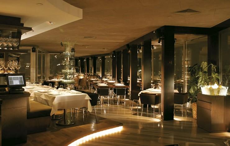 """""""Con una vista panorámica de Estambul, Mikla es un restaurante de lujo.""""  Mikla, restaurante de prístino sabor para el paladar exigente restaurantes de lujo mikla2"""