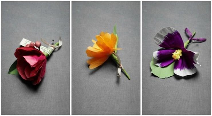 """""""Crear un ambiente vintage en el hogar o en el jardín es muy sencillo si se dispone de unas ramas y unas flores secas.""""  Decorar con Flores Secas al Estilo Vintage 102"""