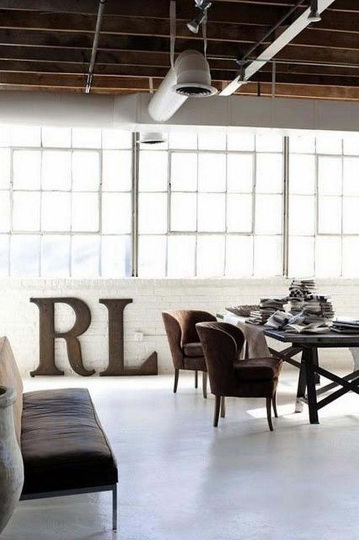 """""""Las letras son un recurso decorativo idóneo al que recurrir para transformar cualquier espacio y darle un aire nuevo""""  Letras Decorativas para todo tipo de Espacios 111"""