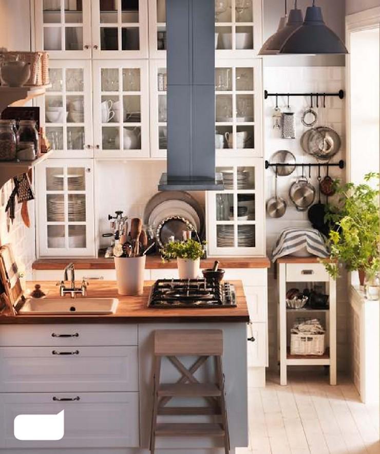 Grandes ideas para decorar cocinas peque as for Decoracion de islas de cocina