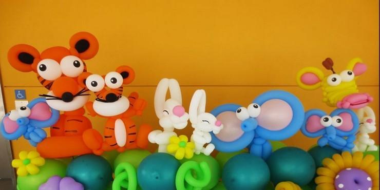 """""""Los globos son sinónimo de celebración y no suelen faltar en la decoración de fiestas y todo tipo de eventos""""  Cómo Decorar con globos: Ideas y Consejos 174"""