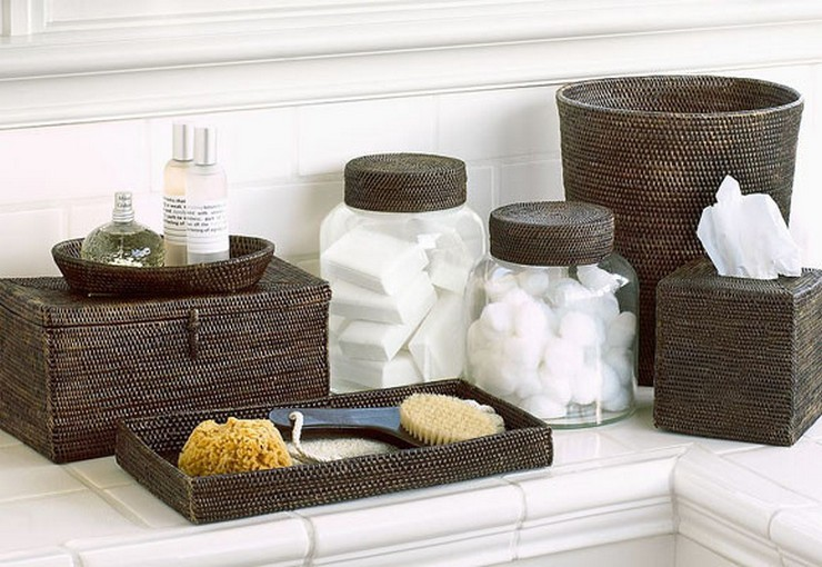 """""""El baño debe ser un espacio armónico que proporcione esa buscada sensación de bienestar"""" Ideas para Decorar el Cuarto de Baño 2 utensilios de aseo"""