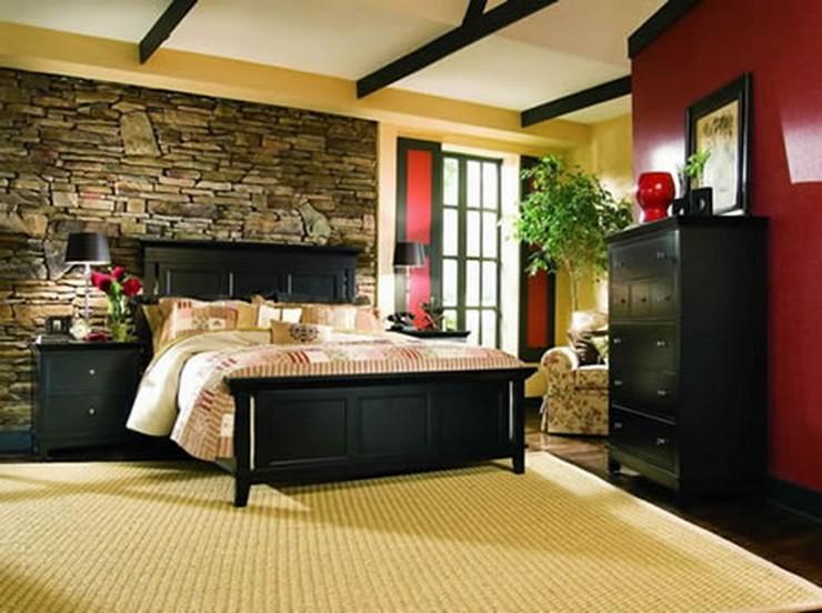 C mo decorar las paredes del dormitorio principal - Ideas para decorar habitacion matrimonial ...