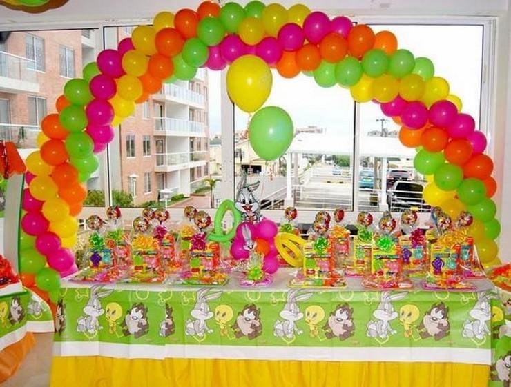 """""""Los globos son sinónimo de celebración y no suelen faltar en la decoración de fiestas y todo tipo de eventos""""  Cómo Decorar con globos: Ideas y Consejos 94"""