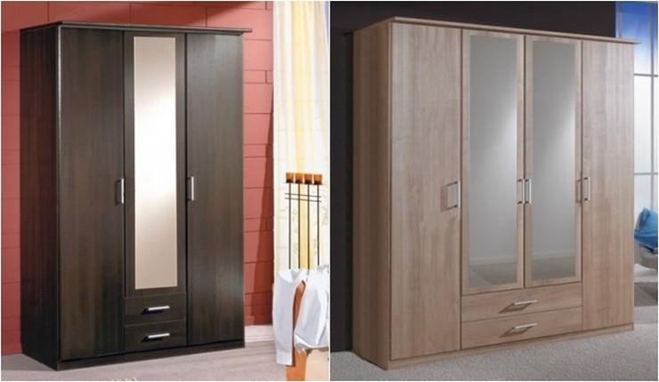 Ideas modernas para decorar armarios con espejo decorar - Ideas para armarios ...