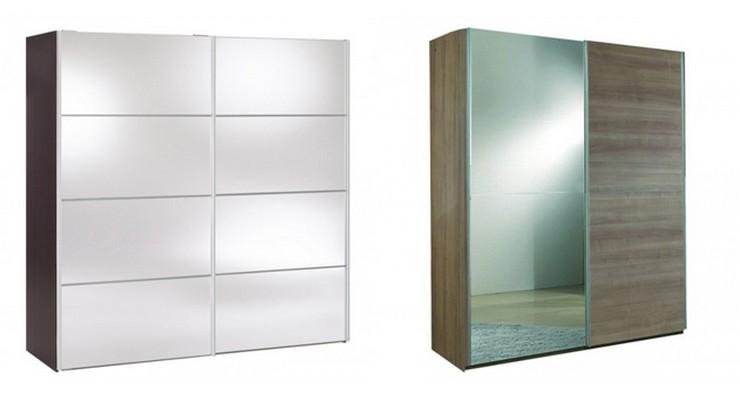 """""""Las mejores ideas para decorar espacios modernos con armarios con espejo.""""  Ideas modernas para decorar armarios con espejo Armarios con espejo 3"""