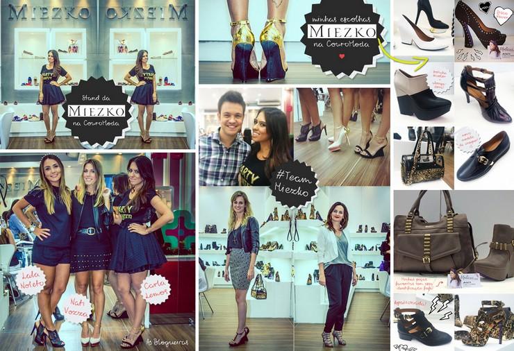 """""""Couromoda 2014 Sao Paulo es una feria de moda para el lanzamiento de zapatos y artículos de cuero.""""  Couromoda 2014 Sao Paulo: Feria de calzado y artículos de cuero, Brasil Couromoda 2014 Sao Paulo1"""