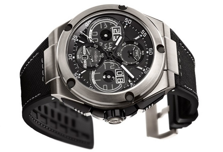 """""""La prestigiosa casa relojera IWC Schaffhausen, o simplemente IWC, lanza su renovada colección Ingenieur Watch.""""  Ingenieur Watch Collection, relojes de alta performance por IWC IWC Ingenieur Perpetual Calendar Digital Date Month"""