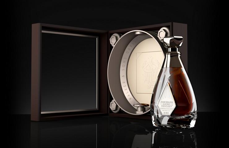"""""""Llega al continente americano la nueva mezcla de Johnnie Walker, el impresionante John Walker & Sons Odyssey.""""  Le presentamos el nuevo whisky John Walker & Sons Odyssey John Walker and Sons Odyssey whisky2"""