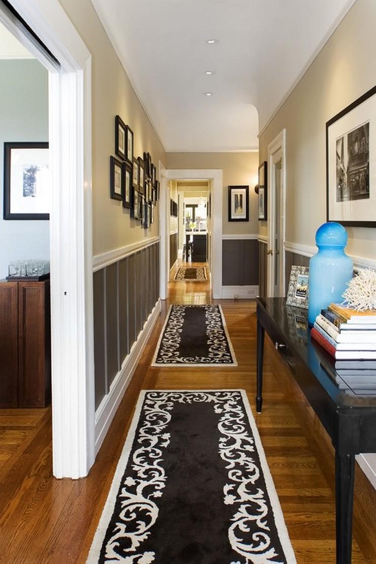 """""""Una vivienda de alquiler puede estar a la altura de una vivienda propia."""" Casa de Alquiler 5 Buenas Ideas para Decorar una Casa de Alquiler alfombra pasillo"""