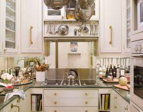 Grandes Ideas para Decorar Cocinas Pequeñas. | Decorar Una Casa
