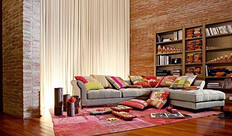 """""""Una vivienda de alquiler puede estar a la altura de una vivienda propia."""" Casa de Alquiler 5 Buenas Ideas para Decorar una Casa de Alquiler cojines21"""