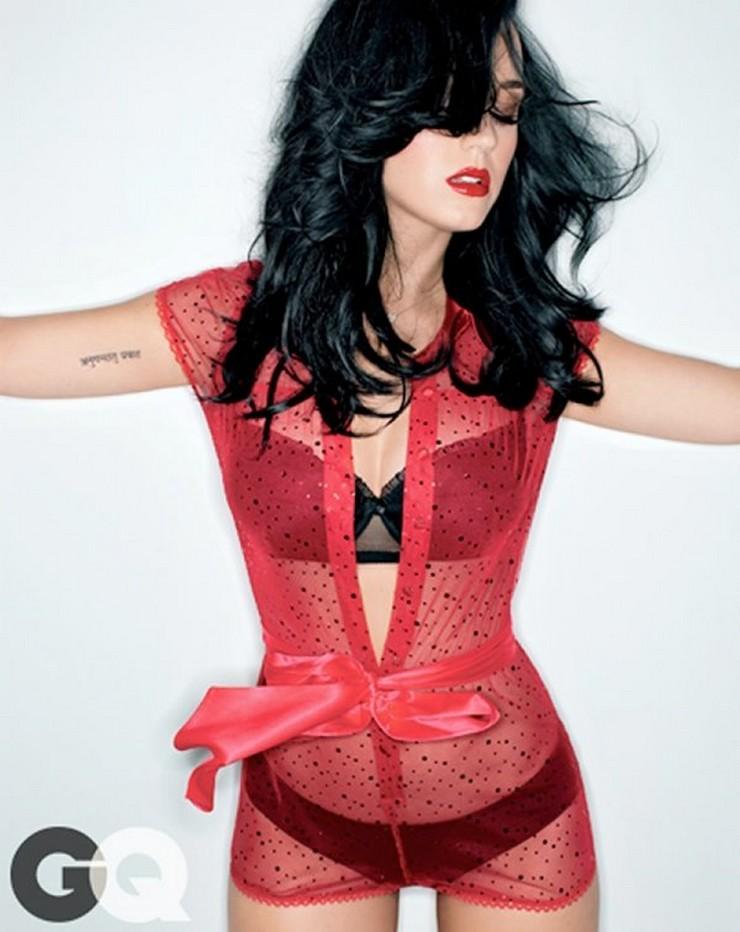 """""""Katy Perry enciende las páginas de la revista 'GQ'"""" Katy Perry muy explosiva en GQ febrero 2014 Cover Shoot katy perry GQ feb 2014 5"""