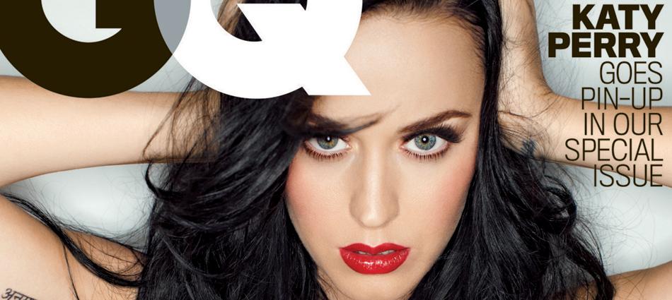 Katy Perry muy explosiva en GQ febrero 2014 Cover Shoot katy perry GQ feb 2014
