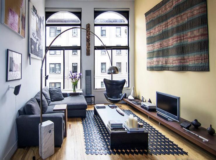 """""""Una vivienda de alquiler puede estar a la altura de una vivienda propia."""" Casa de Alquiler 5 Buenas Ideas para Decorar una Casa de Alquiler lamp arco 2"""