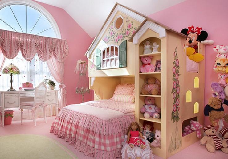 """""""La fantasía es un componente que no debería faltar nunca en la infancia de todo niño"""" 5 Habitaciones Infantiles para Soñar 112"""
