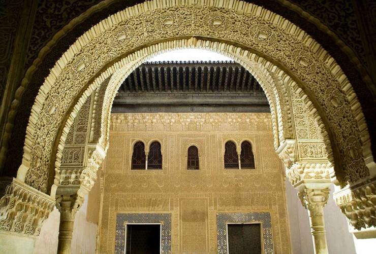 """""""La Alhambra, un ejemplo para el mundo del arte y la forma de vida del Islam en su época de máximo esplendor""""  La Alhambra de Granada, símbolo del esplendor de la antigua Al-Andalus 125"""