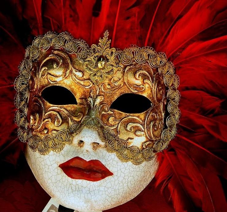 Ideas para Hacer y Decorar Máscaras de Carnaval Máscaras de Carnaval Ideas para Hacer y Decorar Máscaras de Carnaval 128