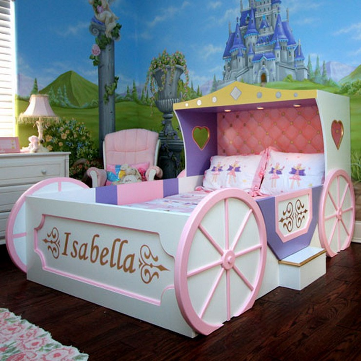 """""""La fantasía es un componente que no debería faltar nunca en la infancia de todo niño""""  5 Habitaciones Infantiles para Soñar 15"""