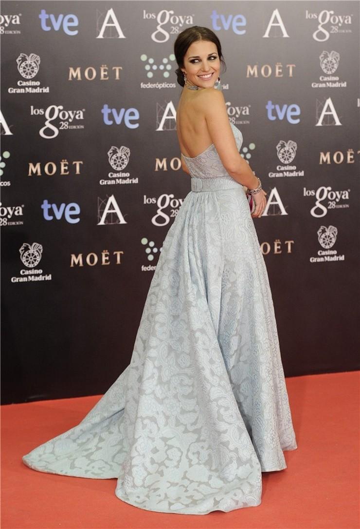 """""""La Academia del cine español premia en su 28 edición lo mejor del año pasado""""  Premios Goya 2014: los Detalles de la Gala 173"""