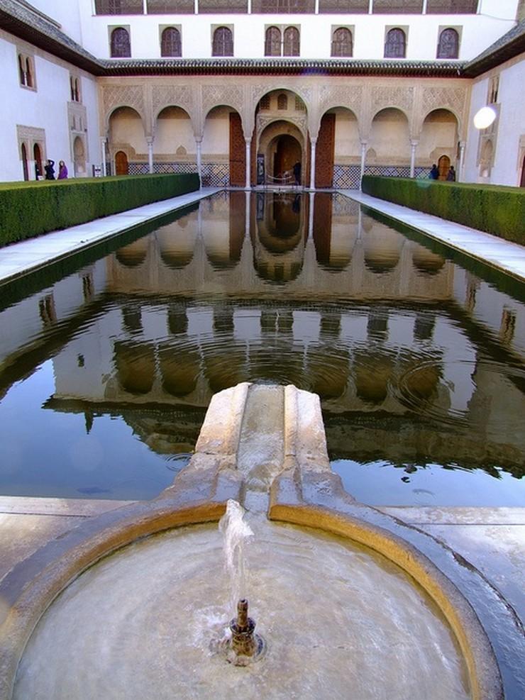 La Alhambra de Granada, símbolo del esplendor de la