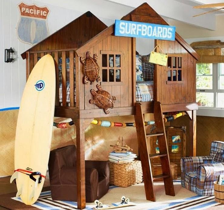 """""""La fantasía es un componente que no debería faltar nunca en la infancia de todo niño""""  5 Habitaciones Infantiles para Soñar 31"""